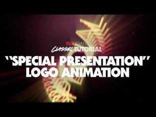 Classic Tutorial | Make A Retro Network TV Logo Animation