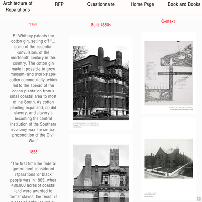 The Architecture of Reparations on Chicago's South Side
