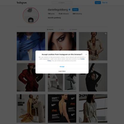 danielle goldberg (@daniellegoldberg) • Instagram photos and videos