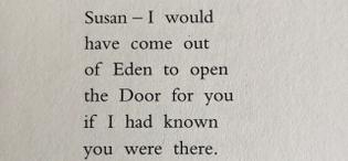 Emily Dickinson to Susan Huntington Dickinson