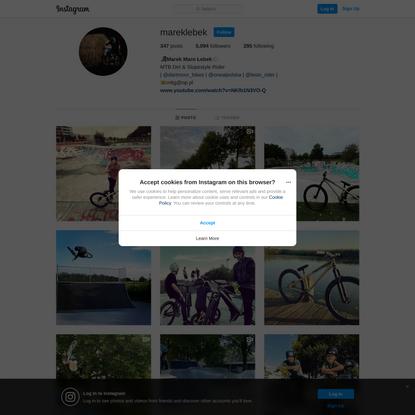 🐗Marek Maro Łebek💨 (@mareklebek) • Instagram photos and videos