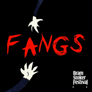 FANGS - the pop culture podcast about Dracula hosted by Liam Geraghty