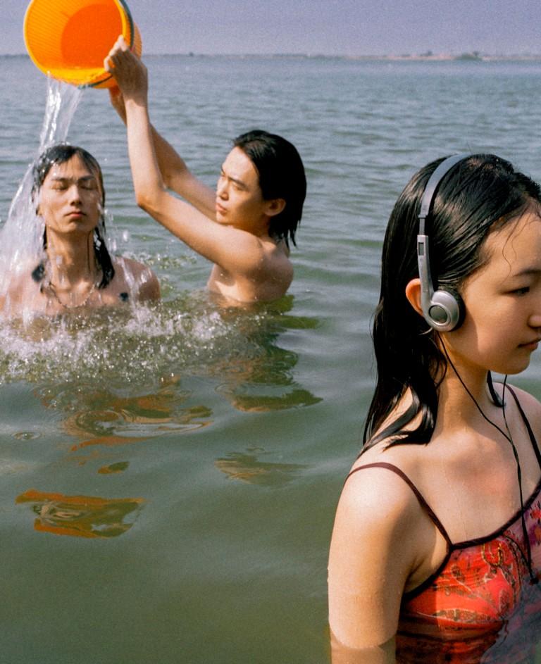 Ziyue Li , Jujie Wang and JIianhui Wu by Chunchenzhang for Sicky Magazine - June 2020