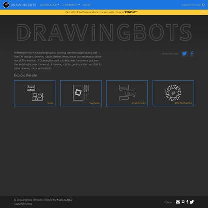 Drawingbots.net - Home