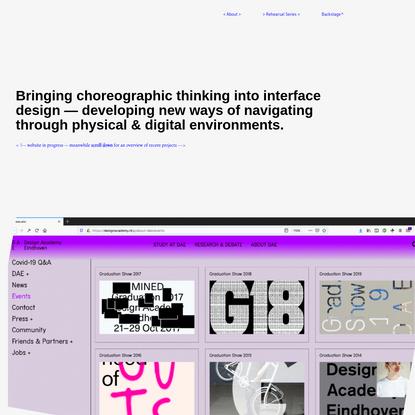 Choreo-Graphic-Design