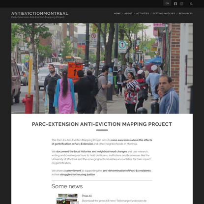 antievictionmontreal – Park-Extension Anti-Eviction Mapping Project