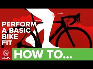How To Perform A Basic Bike Fit