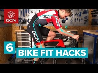 6 Hacks For The Perfect Bike Fit
