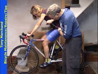 Bike Fit and Adjustments to Increase Comfort and Efficiency