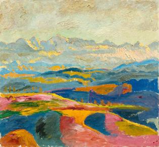 Cuno Amiet (Swiss, 1868-1961)