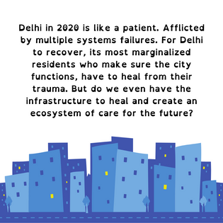 On Ecosystems of Care in Cities of the Future