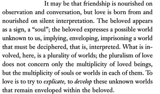 Gilles Deleuze (from Proust and Signs)