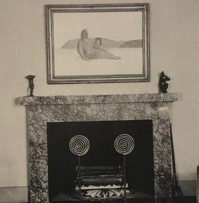 "Sophie Buhai on Instagram: ""Calder andirons"""