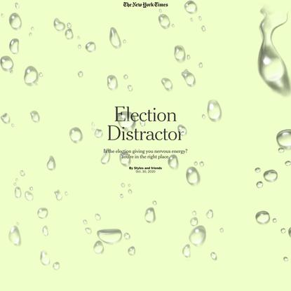 Election Distractor