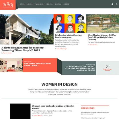 Women in Design - Curbed