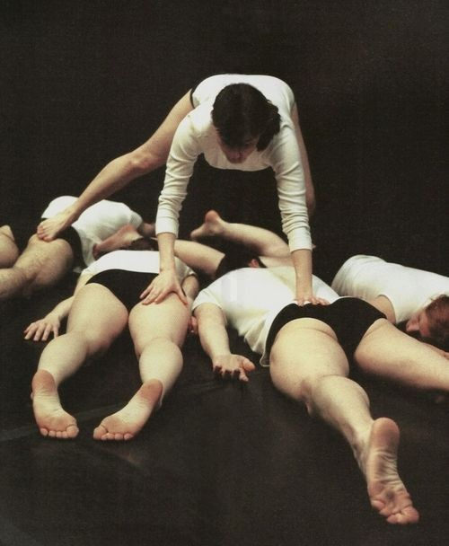 Gilles Jobin, The Moebius Strip (2001)