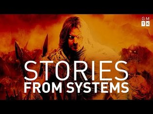 Telling Stories with Systems | Video Game Story Design