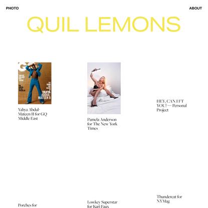 Quil Lemons