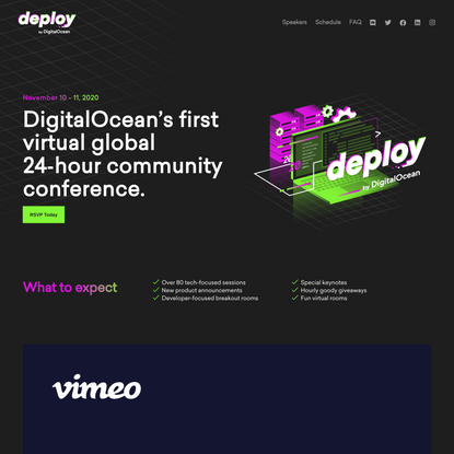 Deploy by DigitalOcean