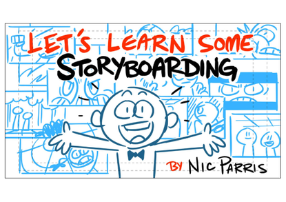 Lessons in Storyboarding