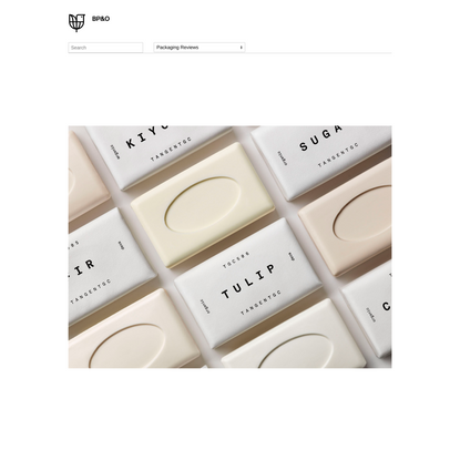 Packaging Design Reviews and Inspiration — BP&O