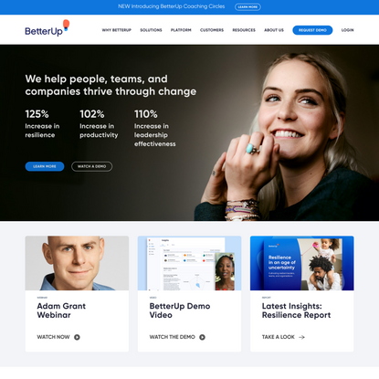 The People Experience Platform