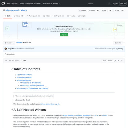 athens/VISION.md at master · athensresearch/athens · GitHub