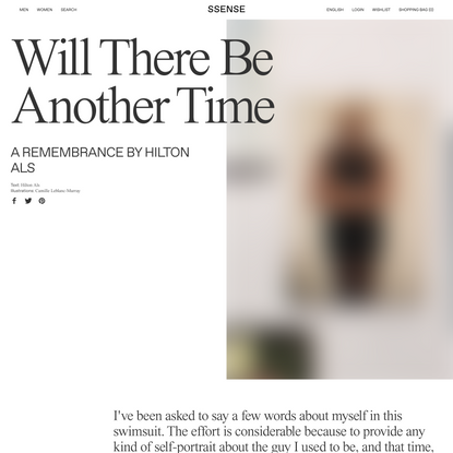 Will There Be Another Time