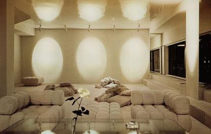 "Architectural Digest France on Instagram: ""Susan Forbes & Joel Ergas (1977)"""