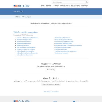 api.data.gov