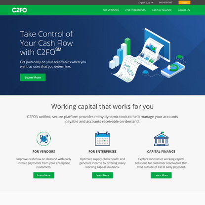 C2FO - The World's Market for Working Capital