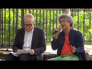 Artist Talk: Hans Ulrich Obrist in Conversation with Ernesto Neto