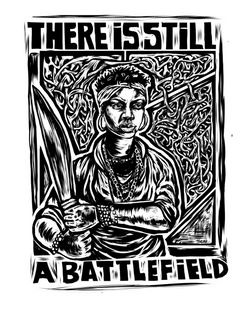 """Theo Thirdaye, """"There is still a battlefield"""""""
