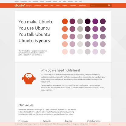 Ubuntu Design