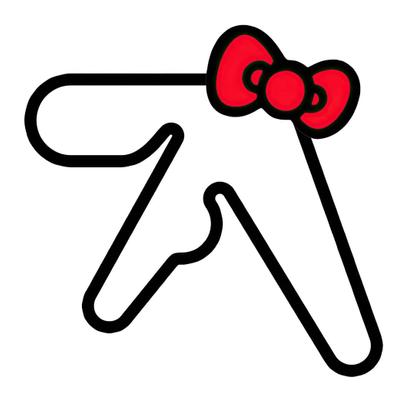 "Number 3   Logos   Graphic Art on Instagram: ""Aphex Logo Creative Mutation Hello 7\ Kitty Hybrid created by: @_rat_man_ Payi..."
