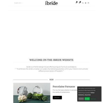 Ibride | Bienvenu
