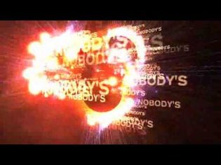 Robert Hodgin - Solar, with lyrics; Sound Responsive Visualisation 2008
