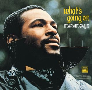 Marvin Gaye - What´s going on (1971)