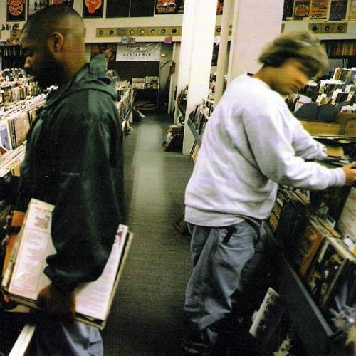 Dj Shadow – Entroducing... (1996)