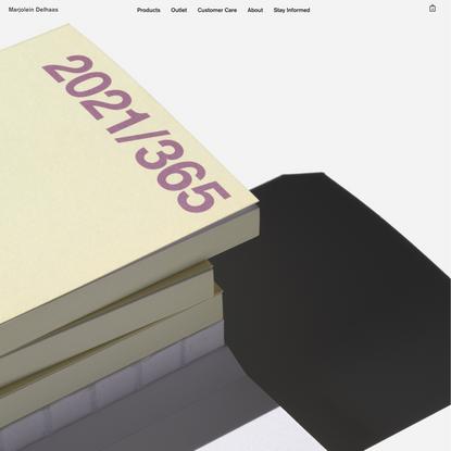 Online store of graphic designer Marjolein Delhaas