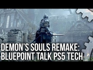 Inside Demon's Souls Remake on PS5: The Bluepoint Technology Breakdown