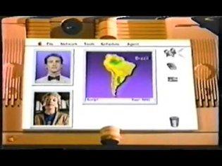 Apple Knowledge Navigator Video (1987)