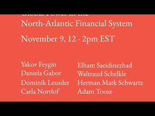 Global Power in the North-Atlantic Financial System