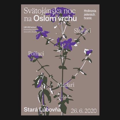 "Poster Reposter on Instagram: ""@kyjovsky95 ・・・ 🌾🌞🌾New visual for UM UM festival in Stará Ľubovna. The nine year with theme H..."