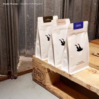 Elsewhere Coffee Roasters | Studio Thomas