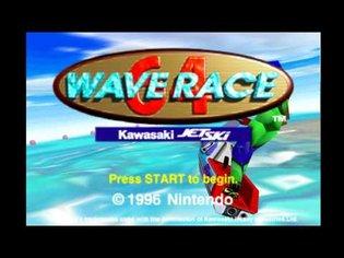 Wave Race 64 - Intro