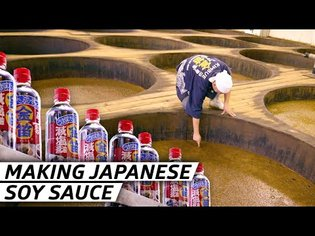 How Soy Sauce Has Been Made in Japan for Over 220 Years - Handmade