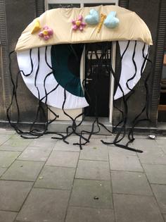 Krakow Art Week - installation