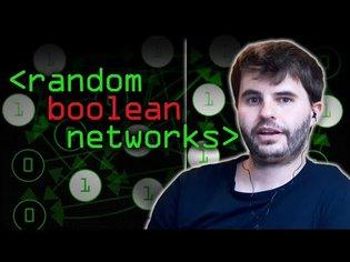 Random Boolean Networks - Computerphile