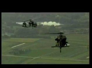 "Karlheinz Stockhausen ""Helicopter String Quartet"""